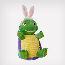 Whirlin', Twirlin' Turtle interactive stuffed animal