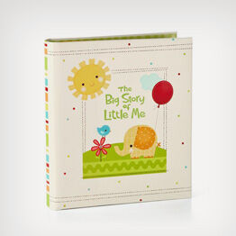 The Big Story of Little Me album
