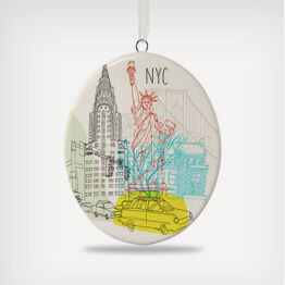 Shop local gifts from New York.