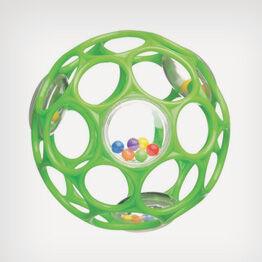 Flexiloop rattle from Oball