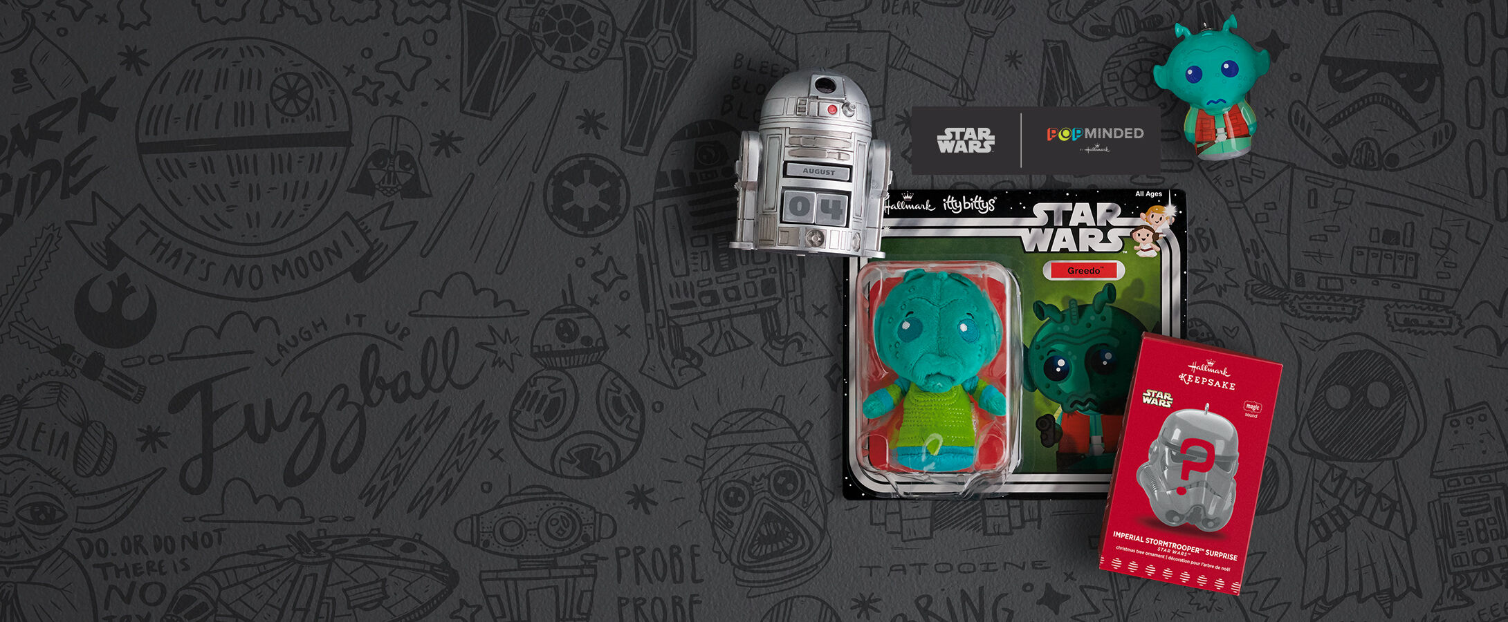 PopMinded Star Wars™ collection