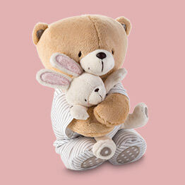 From cute to classic, find the perfect plush and stuffed animals for baby at Hallmark.