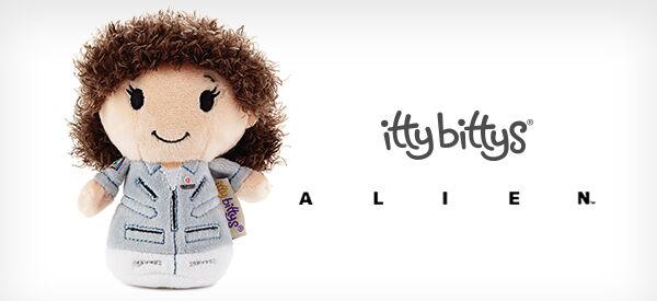 Ellen Ripley from Alien™ itty bittys® plush