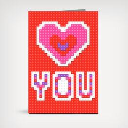 Valentine's Day Signature cards