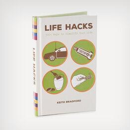 LIFE HACKS gift book