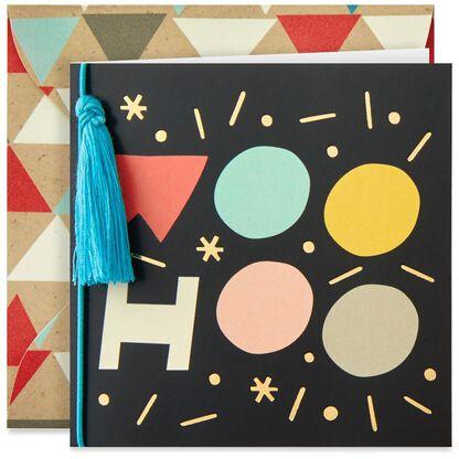 Woo Hoo Gift Tag With Envelope