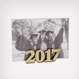 """2017"" picture frame"