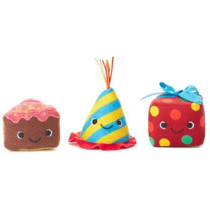 Birthday Gift Ideas Happy Go Luckys B Day Mini Stuffed Animals Set Of 3