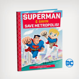 Superman Personalized Book