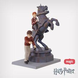 HARRY POTTER™ A Dangerous Game magic ornament