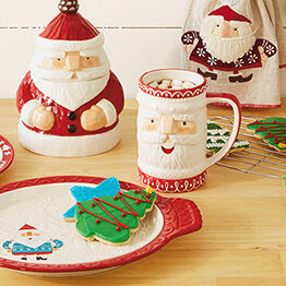 Kitchen decor and products perfect for holiday entertaining.
