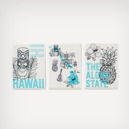 Shop local gifts from Hawaii.