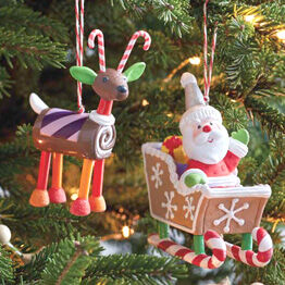 Find the ornaments that tell your story.
