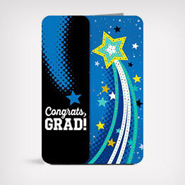 Graduation song card