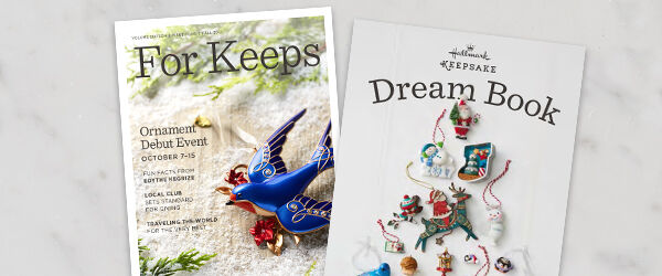 experience keepsake ornaments - Hallmark Christmas Decorations