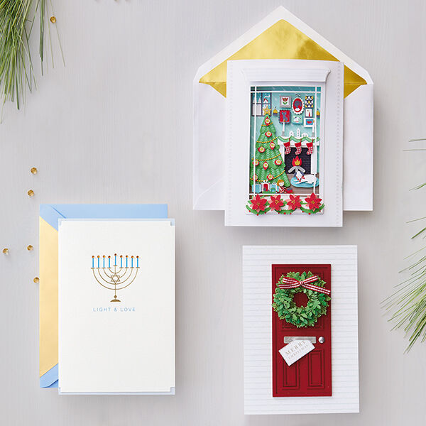Send a card that stands out just as much as you do.