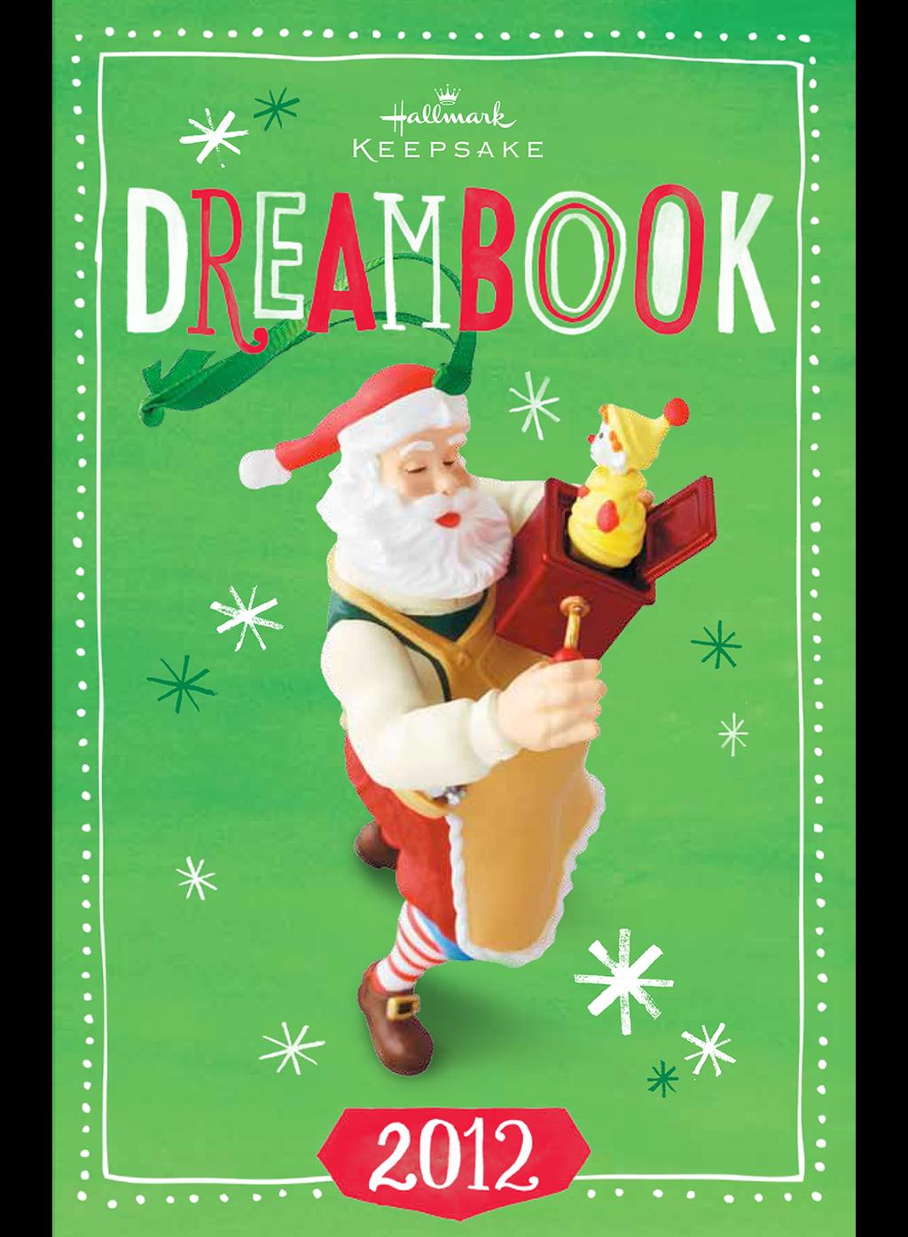 Hallmark Dream Book 2019 | Browse Keepsake Ornaments Online