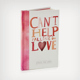 Can't Help Falling in Love Book