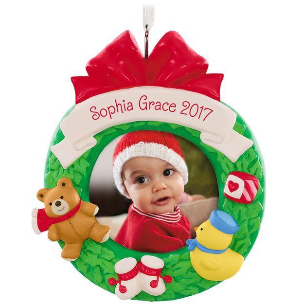 Personalized Ornaments And Photo Ornaments Hallmark