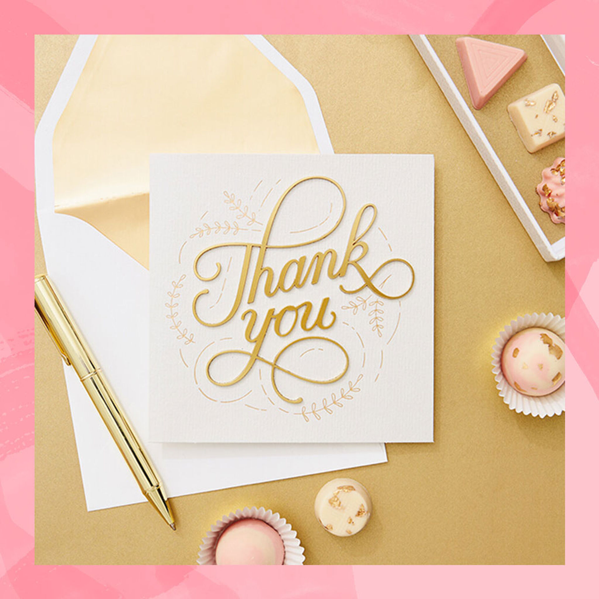 Thank You Messages: What to Write in a Thank-You Card  Hallmark