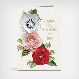 Happy Mother's Day Signature greeting card