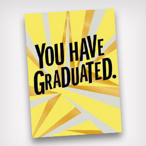 Shop Graduation Cards >