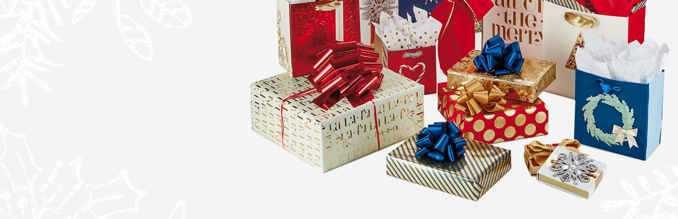 Gift Wrap, Wrapping Paper, Gift Bags and Trims | Hallmark