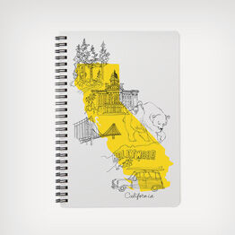 Shop local gifts from California.