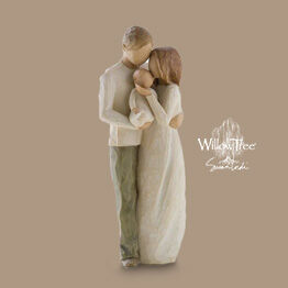 Find figurines and decor from Willow Tree at Hallmark.
