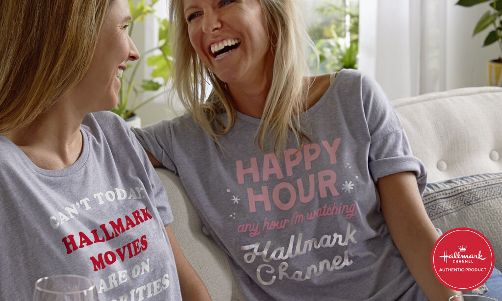 hallmark channel apparel