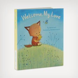 """""""Welcome, My Love"""" book"""