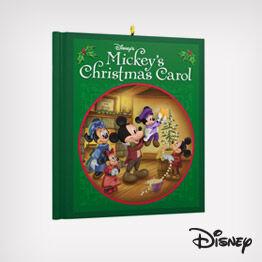 Mickey's Christmas Carol ornament
