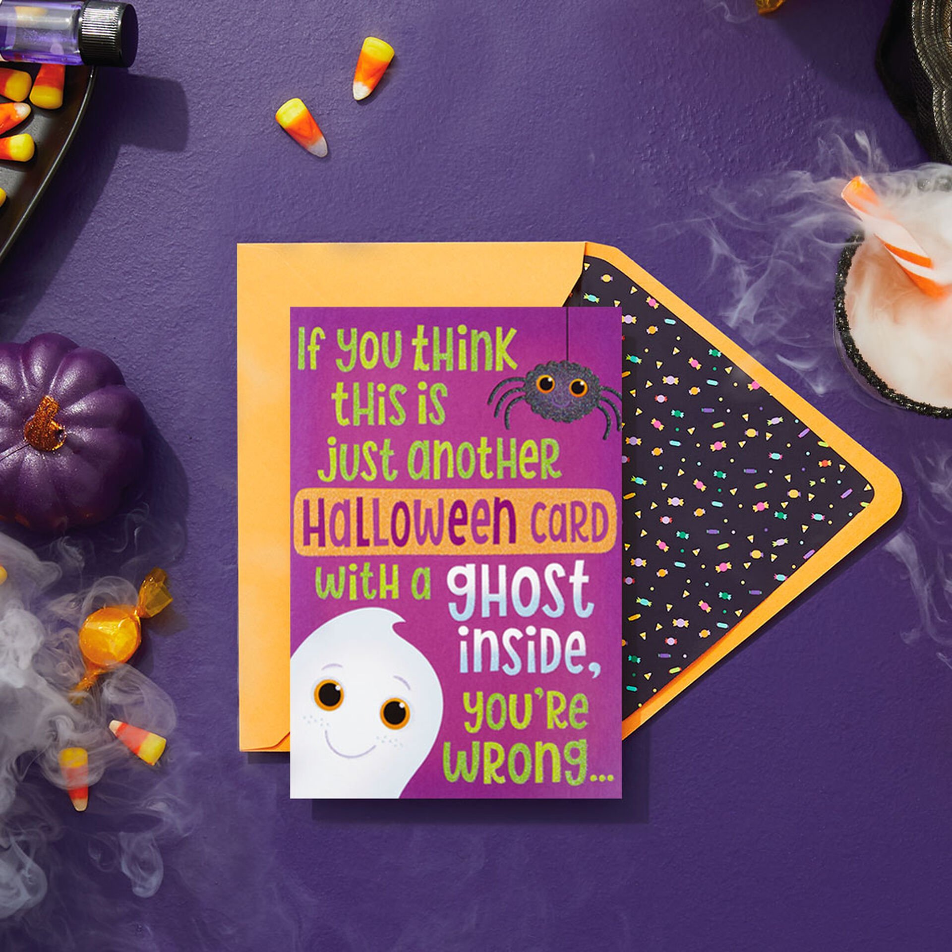 Current 2020 There Halloween Card Hallmark Greeting Cards, Gifts, Ornaments, Home Decor & Gift Wrap