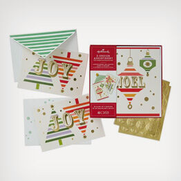 Shop boxed Christmas cards at Hallmark.