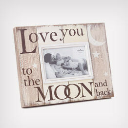 Love You picture frame