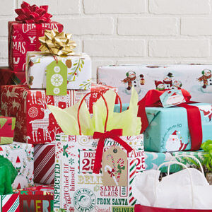 Shop Holiday Gift Wrap