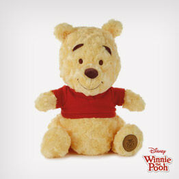 Winnie the Pooh 50th Anniversary Stuffed Animal