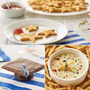 Play with Your Food: Graduation Party Food Ideas