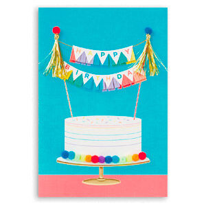 Shop Signature Birthday Cards