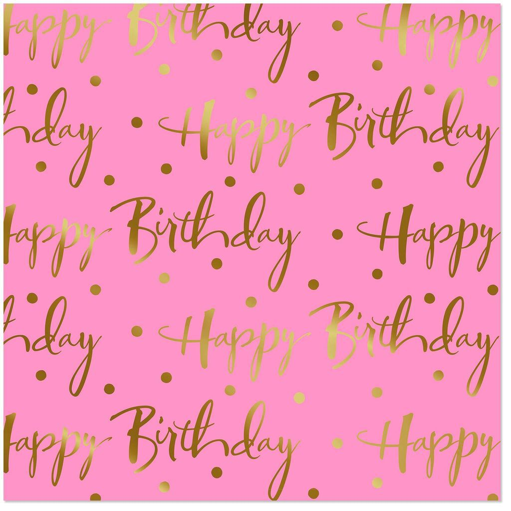 image about Printable Birthday Wrapping Paper named Present Wrap, Wrapping Paper, Present Baggage and Trims Hallmark