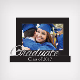 2017 graduation picture frame