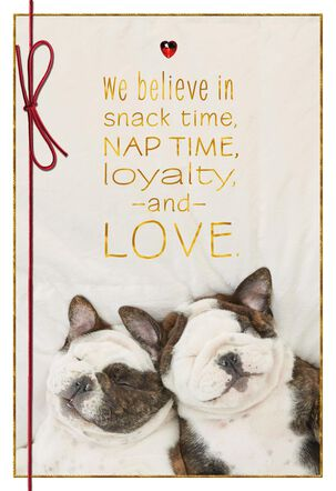 We're So Good Together Valentine's Day Card