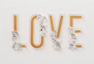 Love Gems Valentine's Day Card