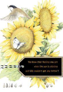 You Make Everyone Happy Marjolein Bastin Card,
