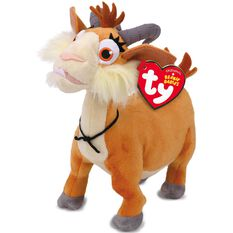 Ty 174 Beanie Babies Lupe The Goat Stuffed Animal 8