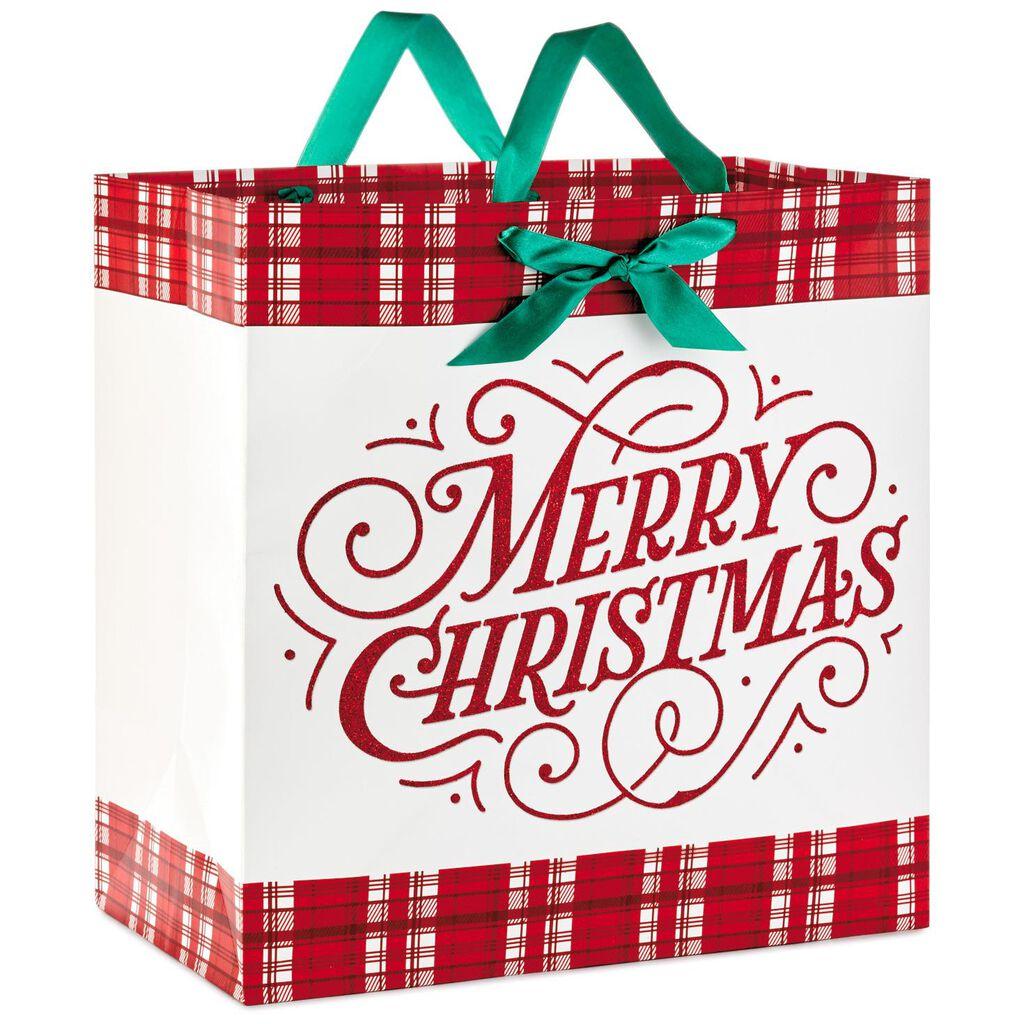 merry christmas extra large gift bag 15 gift bags hallmark