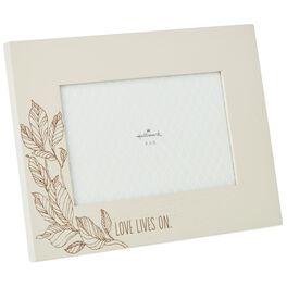 Love Lives On Picture Frame, 4x6, , large
