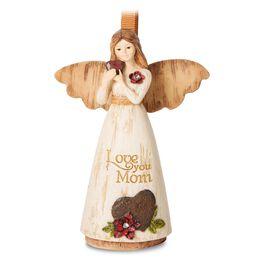 Mom Angel Figurine Ornament, , large