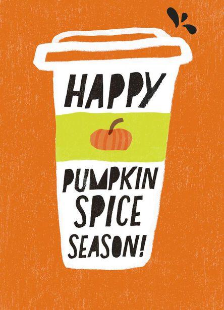 I like you a latte funny halloween card greeting cards hallmark i like you a latte funny halloween card m4hsunfo