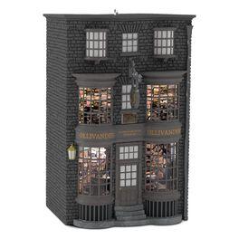 HARRY POTTER™ Ollivanders Wand Shop Ornament, , large